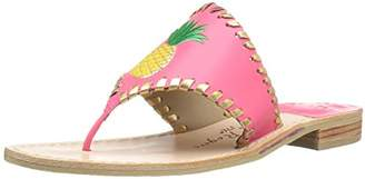 Jack Rogers Women's Pineapple Dress Sandal