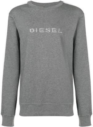 Diesel basic logo sweatshirt