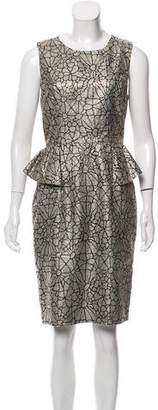 Erin Fetherston ERIN by Brocade Knee-Length Dress