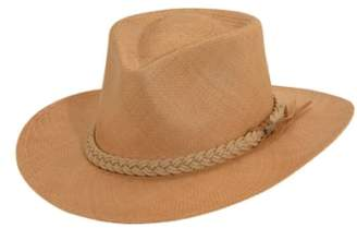 Scala Panama Straw Outback Hat