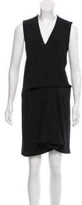 Acne Studios Challa Knee-Length Dress