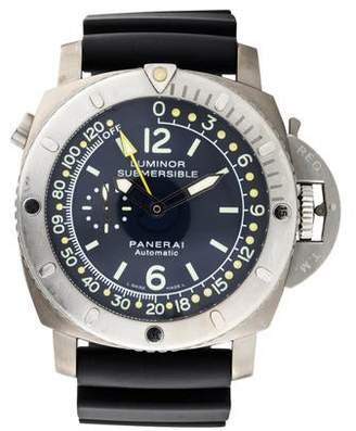 Panerai Luminor Submersible 1950 Pangaea Depth Gauge Watch