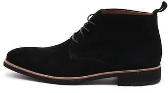 Florsheim Macedon-fl Nero Boots Mens Shoes Dress Ankle Boots