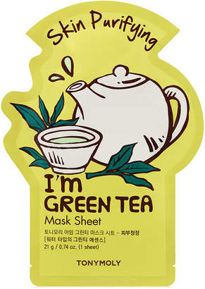 Tony Moly Tonymoly I'm Green Tea Sheet Mask - (Skin Purifying)