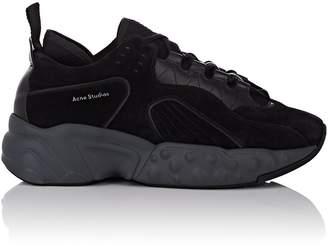 Acne Studios Men's Rockaway Suede Sneakers