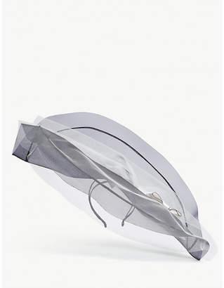 Stephen Jones Folded bow headpiece