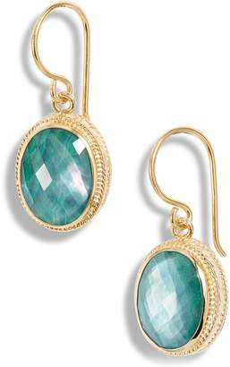 Anna Beck Semiprecious Stone Drop Earrings