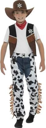 Very Child Texan Cowboy Costume