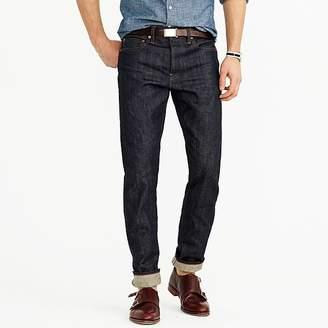 J.Crew 770 Straight-fit jean in raw selvedge denim