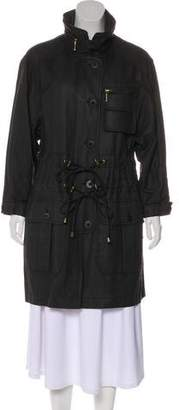 Sonia Rykiel Safari Linen Jacket