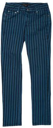 Marc by Marc Jacobs Low-Rise Straight Jeans