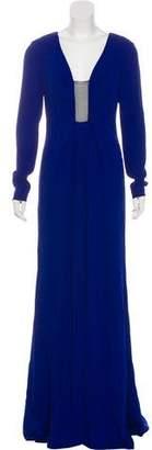 Thakoon Long Sleeve Evening Dress