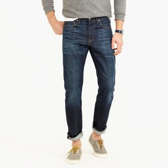 1040 athletic jean in Cheshire wash $125 thestylecure.com