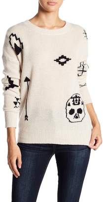 SKULL CASHMERE Xandra Cashmere Sweater