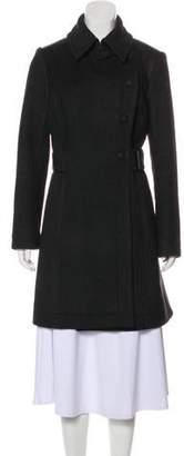 Rag & Bone Wool Knee-Length Coat