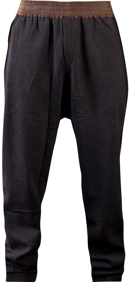 Damir Doma drop crotch trouser