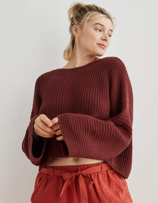 Aerie Easy Pullover Sweater