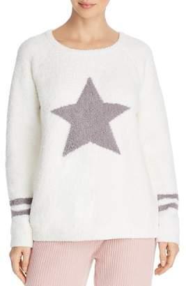 PJ Salvage Fuzzy Star Sweatshirt