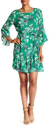 Cotton On & Co. Monique Ruffle Sleeve Dress