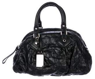 Pre Owned At Therealreal Marc By Jacobs Quilted Leather Satchel