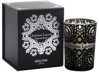 Christian Lacroix Fleur De Seville Glass Candle