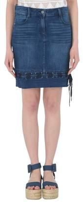 DKNY Denim skirt