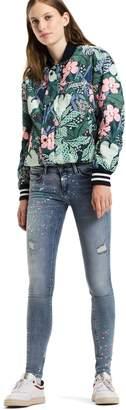 Tommy Hilfiger Mid Rise Skinny Fit Jean