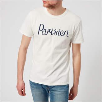 Men's Parisien TShirt - Latte