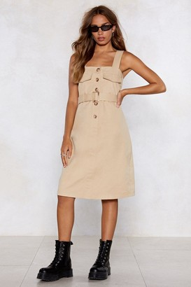 Nasty Gal I Belt With You Belted Dress