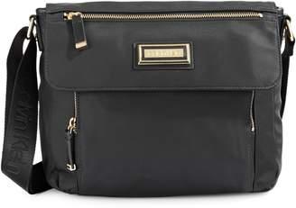 Calvin Klein Logo Nylon Crossbody Bag