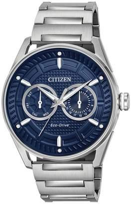 Citizen Men's Eco-Drive Bracelet Watch, 42mm