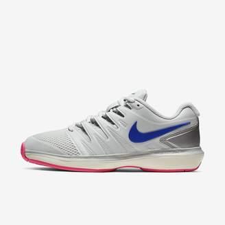 new concept b4202 f3984 Nike Women s Hard Court Tennis Shoe NikeCourt Air Zoom Prestige