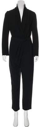 Camilla And Marc Long Sleeve High-Rise Jumpsuit