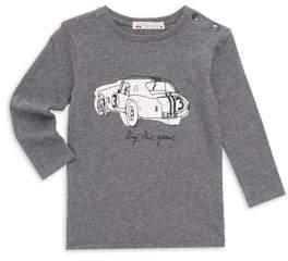 Bonpoint Baby Boy's & Little Boy's Long Sleeve Graphic Tee