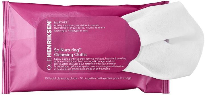 Olehenriksen OLEHENRIKSEN - So Nurturing Cleansing Cloths