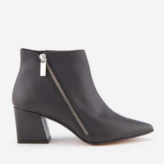 Carvela Women's Signet Leather Heeled Ankle Boots