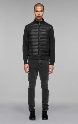 Mackage MANUS Short-length double-face jersey jacket