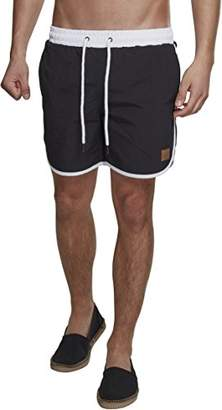 Trunks Urban Classic Men's Retro Swimshorts Swim Shirt
