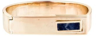 Lulu Frost X George Frost Sodalite Bond Bracelet $145 thestylecure.com