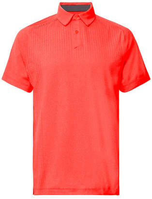 Under Armour Outer Glow Threadborne Heatgear Polo Shirt