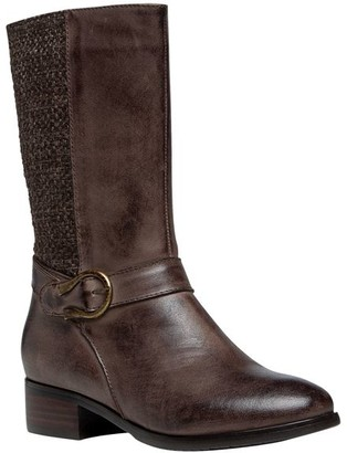 Propet Leather Boots - Tessa