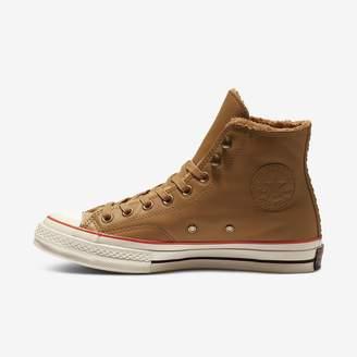 Converse Chuck 70 Street Warmer Leather High Top Boot Womens Boot