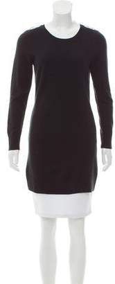 Torn By Ronny Kobo Embellished Cashmere Sweater