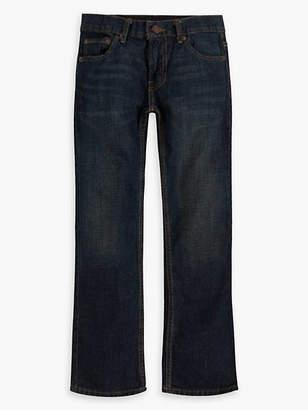 Levi's Boys 8-20 527 Boot Cut Jeans (Husky) 16