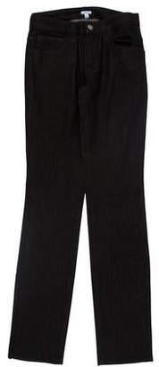 Malo Mid-Rise Straight-Leg Jeans