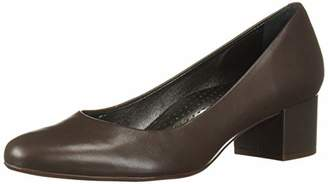 Marc Joseph New York Womens Genuine leather Made in Brazil Broad Street Pump