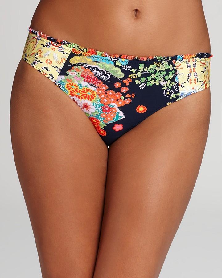 Nanette Lepore Tatsuyama Charmer Bikini Bottom