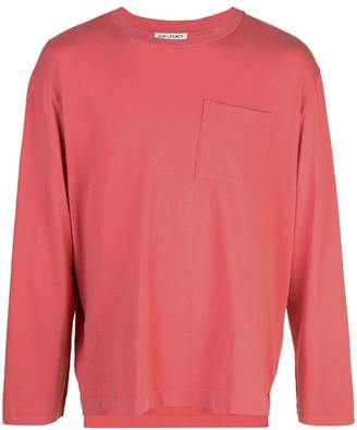 Our Legacy boxy-fit long-sleeved T-shirt