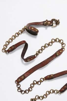 Campomaggi Censa Embellished Belt
