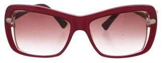 Nina Ricci Resin Gradient Sunglasses
